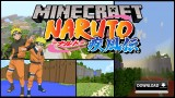 Minecraft PS3: RPG Naruto Adventure Map Download