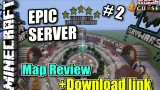 Minecraft PS3: Epic Server Games Map Download