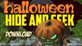 Minecraft PS3: Halloween Hide and Seek Map Download