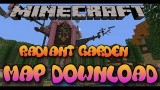 Minecraft PS3: Radiant Garden City Map Download