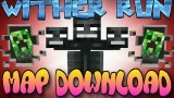 Minecraft PS3: Wither Run Mini Game Map Download